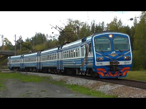 ЭД4М-0275 Экспресс Курган - Екатеринбург с приветливой бригадой