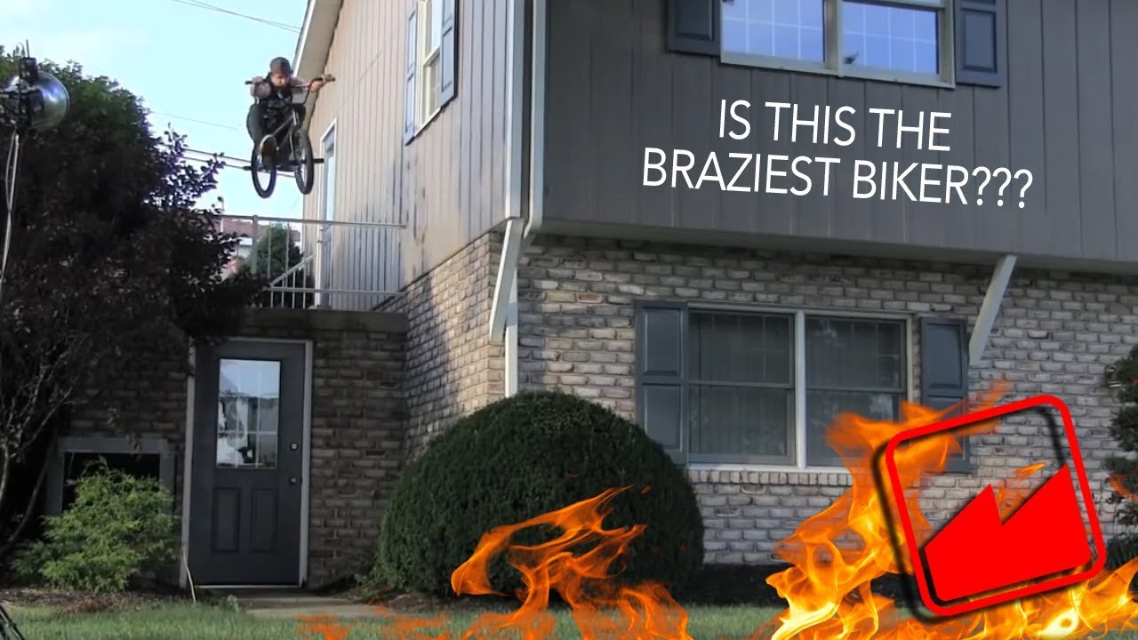 MERRITT BMX: House of Highlights Justin Care