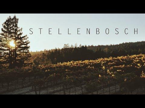 STELLENBOSCH - Travel Video Montage