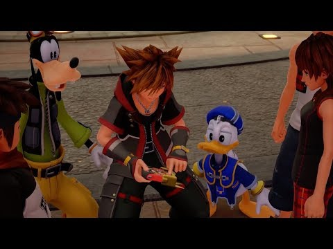 Kingdom Hearts 3's Newest Trailer Isn't What We Wanted to See