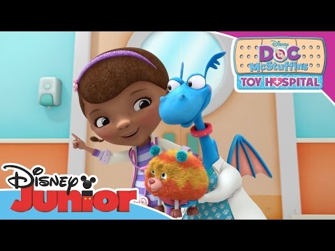 Doc McStuffins - Therapy Pet Song | Official Disney Junior Africa