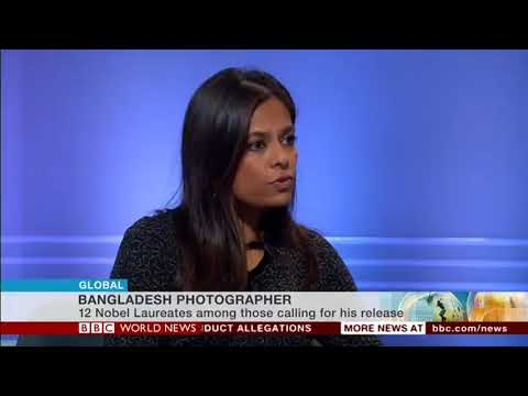 BBC World News Shahidul Alam