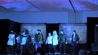 armour outerwear chrysalis bhsc charity fashion show 2012