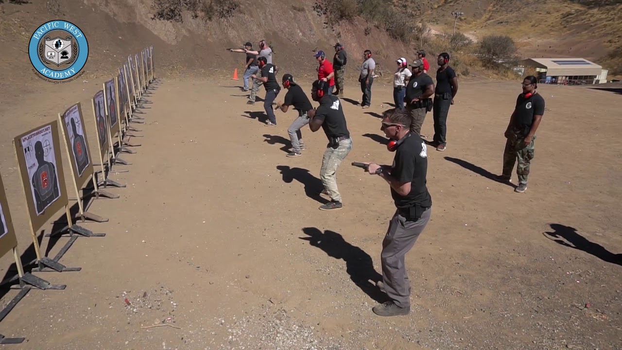 Basic Firearms Course - California Exposed Firearms Permit