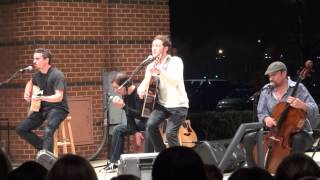 Phillip Phillips Home Acoustic Live Buford Georgia 11 21 2012