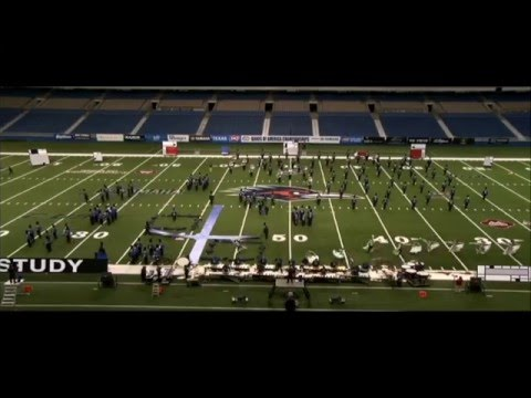 "Leander Marching Band BOA 2014: ""Color Study"""