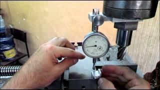 Уроки фрезерования или как проверить симметрию и соосность