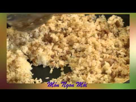 Uyen Thy's Cooking - Cơm Chiên Mắm Ruốc
