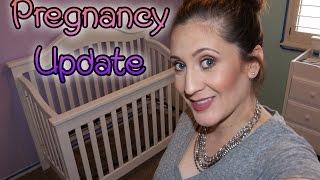 Pregnancy Update! Fatigue, Shortness Of Breath, Nursery Furniture