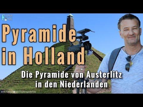 Die Pyramide von Auserlitz: Ägypten in den Niederlanden