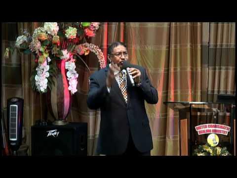 """Prayer of Agreement"" 1st Service with Pastor Edmund Cochrane"