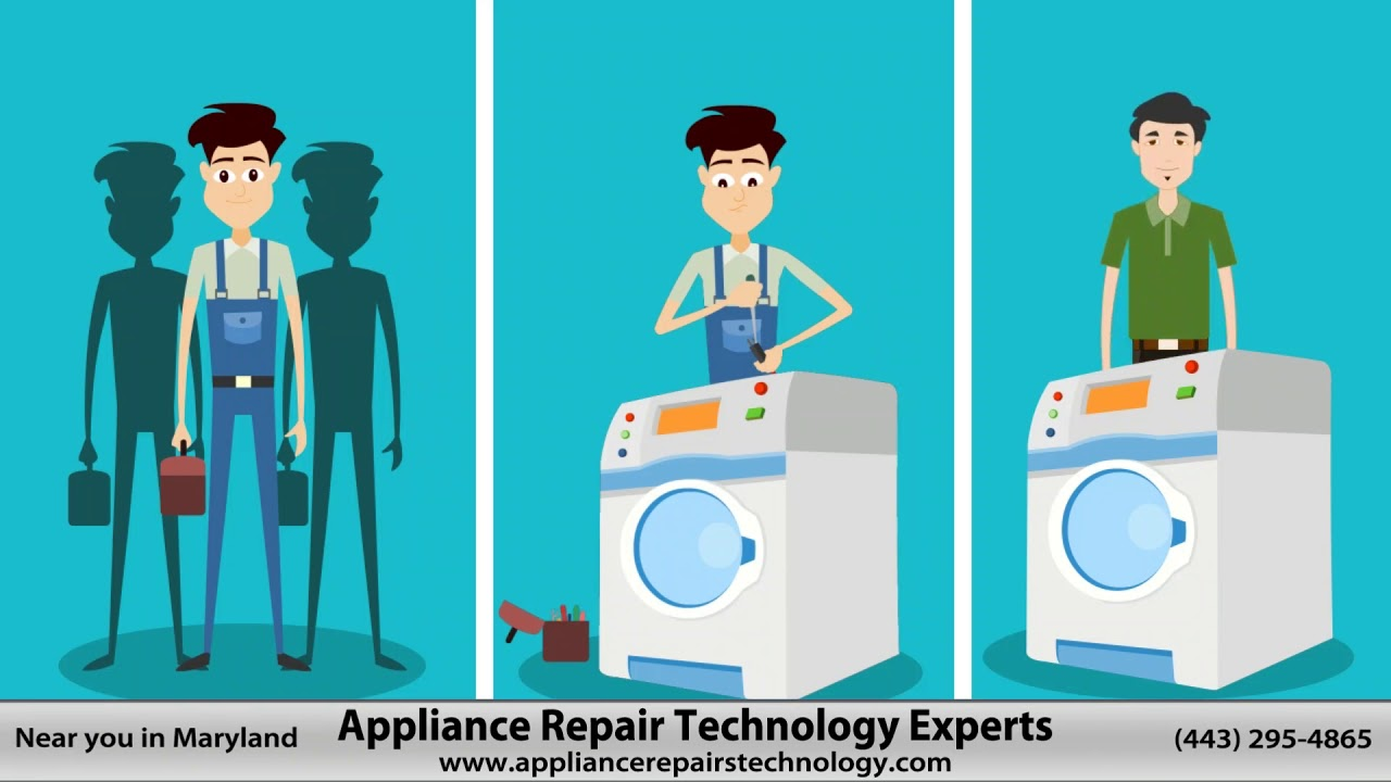 Appliance Repair Technology Experts Video  If you like the video, please  like us here