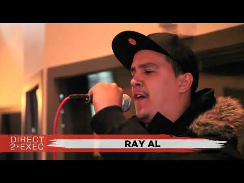 Ray Al Performs at Direct 2 Exec NYC 3/10/18 - Columbia Records