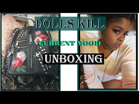 Dollskill UNBOXING! : Current Mood