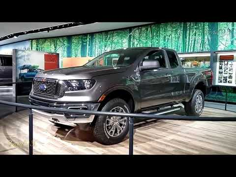 New 2019-2020 Ford Ranger EcoSport New Models