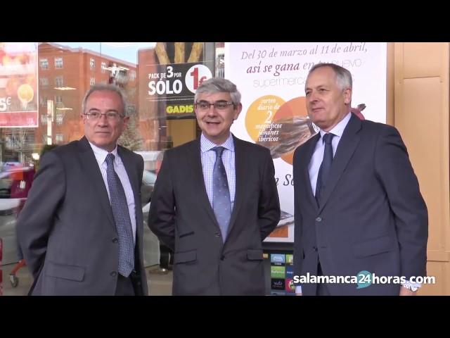 Apertura de un nuevo GADIS en Salamanca