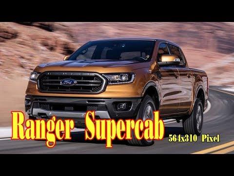 2019 ford ranger supercab interior   2019 ford ranger supercab back seats   buy new cars