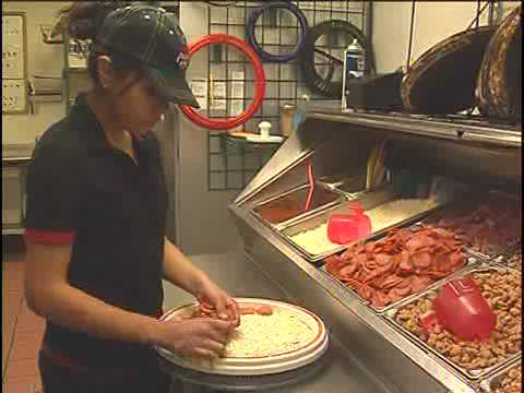 Pizza Hut Preps For The Super Bowl Its Busiest Day Of