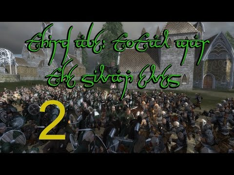 Silvan Elves 2 - Expanding the Realm!