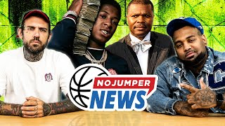 No Jumper News #1 | NBA Youngboy Disses J Prince & Swizz Beatz Attacks Drake