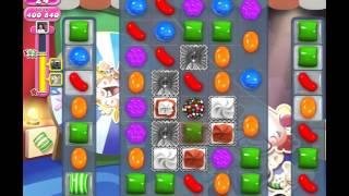 Candy Crush Saga Level 1378 (No booster, 3 Stars)