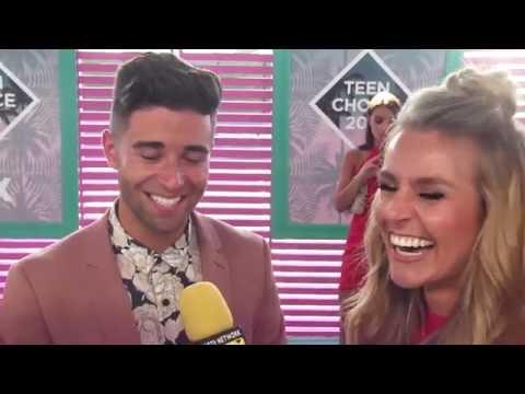 Jake Miller Teases New Song & Tour : 2016 Teen Choice Awards