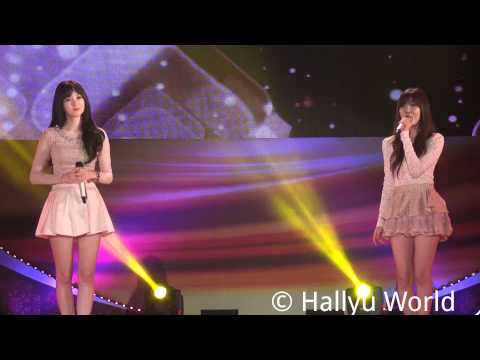 [Incheon-China Culture Tour Festival] DAVICHI - Don't say Goodbye (안녕이라고 말하지마)