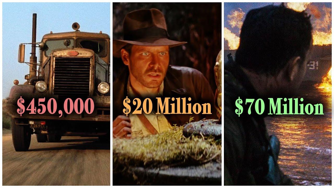 Comparing Jurassic World 3's Cinema Shot With Spielberg's Banner ...