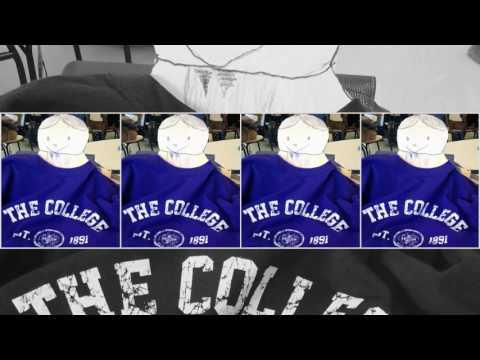 Flat Stanley Visits College--Gear Up Spring Break Trip 2017 Kellogg High School