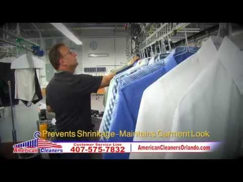 American Dry Cleaners Wet Cleaning Service