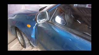видео Lanos ремонт двери