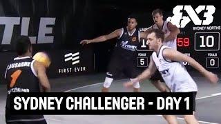 FIBA 3x3 Sydney Challenger 2018 - Re-Live - Day 1 - Sydney, Australia thumbnail