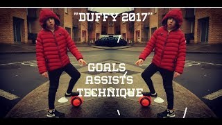 PREMIER: DUFFY - DRIBBLING- GOALS - ASSISTS - TECHNIQUE - INSTINCT
