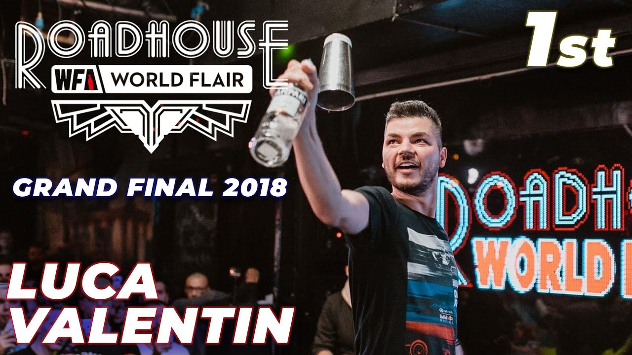 Luca Valentin 1st Roadhouse Grand Final 2018