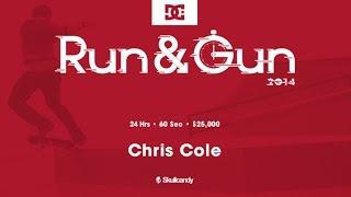 Video Chris Cole - Run & Gun download MP3, 3GP, MP4, WEBM, AVI, FLV Desember 2017