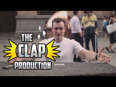 Incredible Card Magic - The Clap Production -