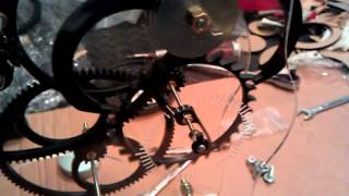 Clock Escapement Test ( Fail )