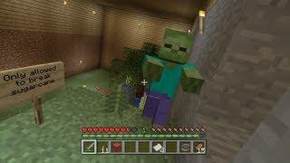 Minecraft Xbox - Giant Small Mini Game - Part 1