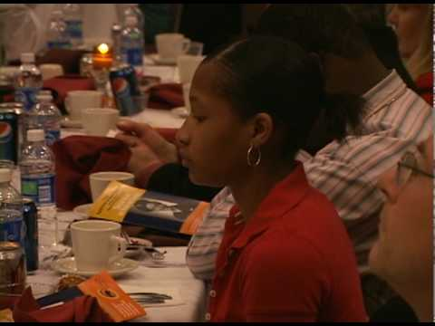 Clarion University Social Equity Dinner 2009