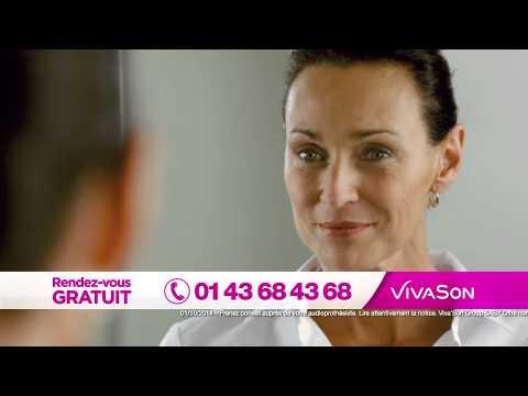 Vidéo Pub TV VIVA'SON - Voix Off: Marilyn HERAUD
