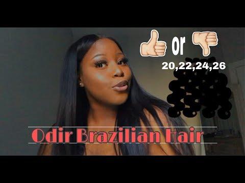 Odir Hair Review | Amazon Hair