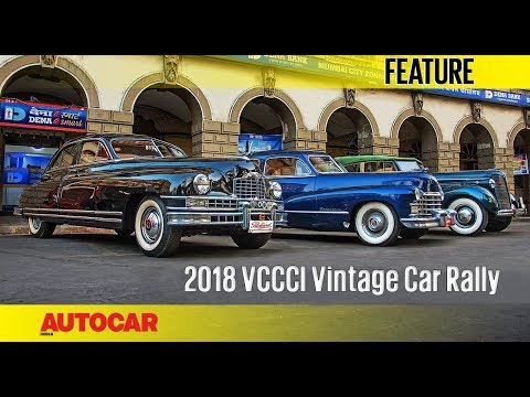 2018 VCCCI Vintage & Classic Car Rally | Feature | Autocar India