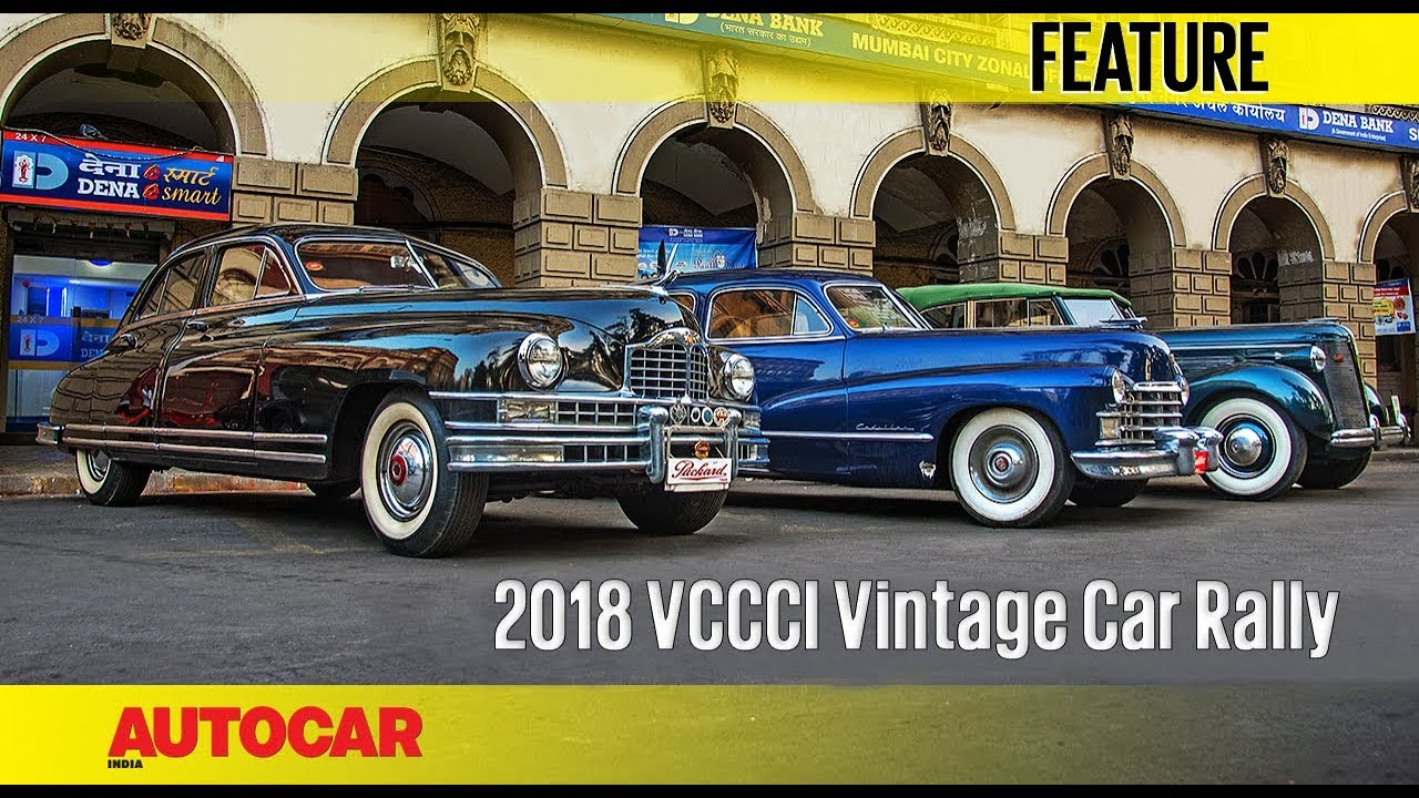 2018 VCCCI Vintage & Classic Car Rally | Feature | Autocar India ...