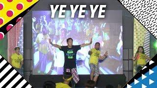 ye ye ye uratex dance fever zumba