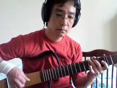 Sukiyaki (fingerstyle guitar) - Played by Peacejoytown
