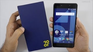 10 or E Budget Smartphone from Amazon Unboxing & Overview