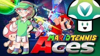 [Vinesauce] Vinny - Mario Tennis Aces