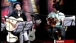 hayder hossain baro haat sharee acoustic shondha