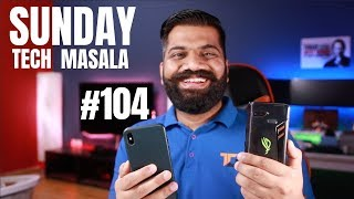 #104 Sunday Tech Masala - Sawaal Jawaab, Collab, Vlogs, OnePlus 7 etc   #BoloGuruji