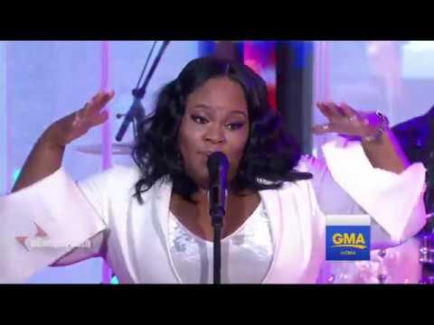 Tasha Cobbs Leonard Performs LIVE on GMA